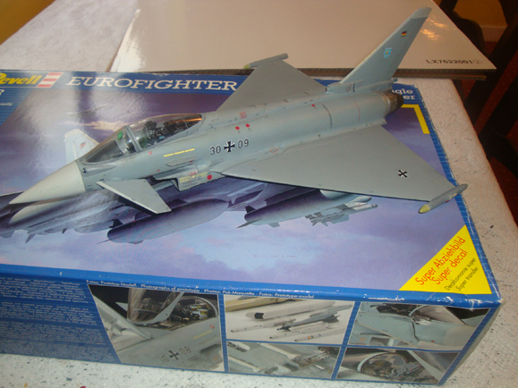 1/48 Revell Eurofighter