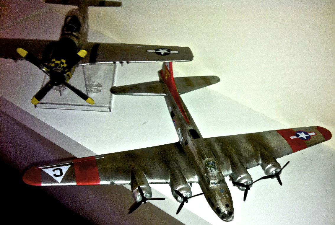 1/72 Revell B17 Flying Fortress
