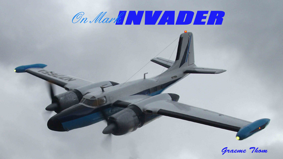 Airfix Douglas Invader Conversion