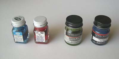 enamel hobby paints